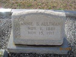 Annie Shiver Aultman