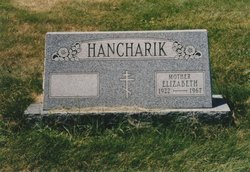 Elizabeth Betty <i>Bercik</i> Hancharik