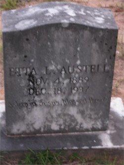 Etta Lee <i>Bearden</i> Austell