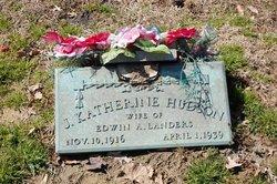 Johnnie Katherine <i>Hudson</i> Landers