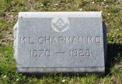 Dr M L Chapman