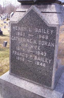 Catherine A <i>Doran</i> Bailey