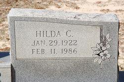 Hilda C Carter