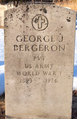 George J Bergeron