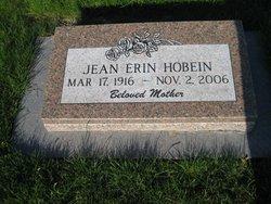 Jean Erin <i>Taylor</i> Hobein