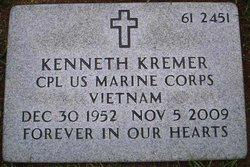 Kenneth George Kenny Kremer