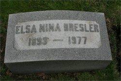 Elsa Nina <i>Dryfoos</i> Bresler