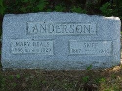 Mary <i>Beals</i> Anderson