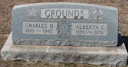 Alberta Elizabeth <i>Blackburn</i> Grounds