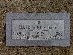 Elmer Winter Baer