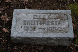 Ella Elizabeth <i>Sattler</i> Breitwieser