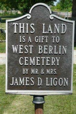 West Berlin Cemetery