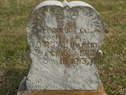 Freddie Lee Ingram