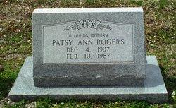 Patsy Ann Rogers