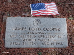 James Loyd Cooper