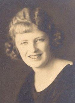 Lillian Bring <i>Dahlberg</i> Cline