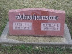 Arthur Lincoln Abrahamson