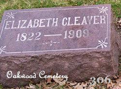Elizabeth Jane Cleaver