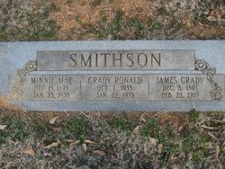 James Grady Smithson
