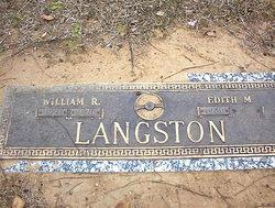 Edith M. Langston