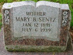 Mary <i>Buschbacher</i> Sentz