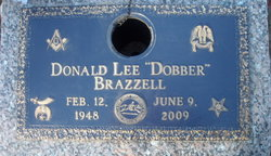 Donald Lee Dobber Brazzell