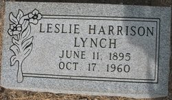 Leslie Harrison Lynch
