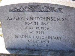 Ashley B. Hutchinson, Sr