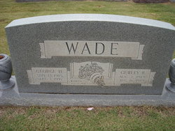 Gurley Dell <i>Blaxton</i> Wade