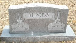 Samuel Everett Burgess