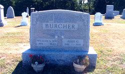 Dr William Sherwood Burcher