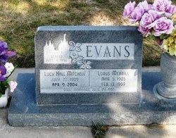 Lucy Hall <i>Mitchell</i> Evans