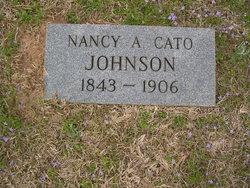 Nancy Ann <i>Cato</i> Johnson