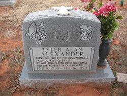 Tyler Alan Alexander