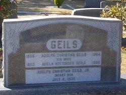 Adela Sophie <i>Hottinger</i> Geils