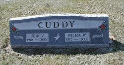 John V Cuddy
