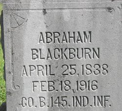 Abraham Blackburn