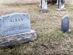James H Alban