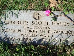 Charles Scott Haley