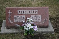 Henry P Altepeter