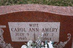 Carol Ann Amery