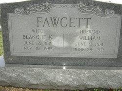 Edulia Blanche <i>King</i> Fawcett