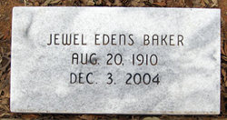 Jewel <i>Edens</i> Baker