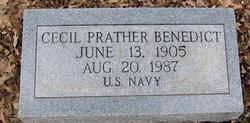 Cecil Prather Benedict