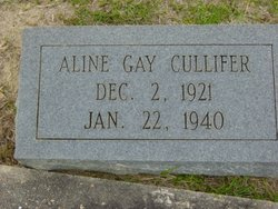 Aline <i>Gay</i> Cullifer