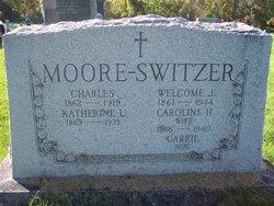Caroline H <i>Moore</i> Switzer