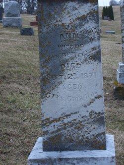 Nancy Ann Ann <i>Moon</i> Betterton