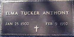 Elma Rosamond <i>Tucker</i> Anthony