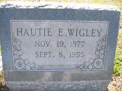 Hustace Estell Hautie <i>Foster</i> Wigley