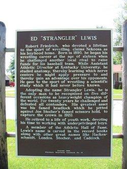 Ed Strangler Lewis